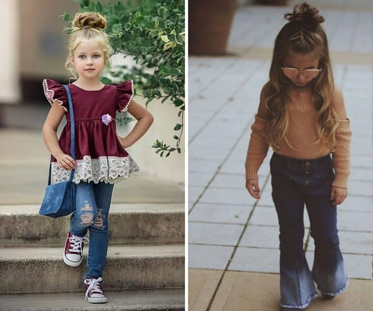 Como montar looks infantis estilosos dicas blog feira shop bh