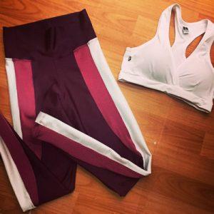 Calça Legging Fitness | Boneca de Ferro
