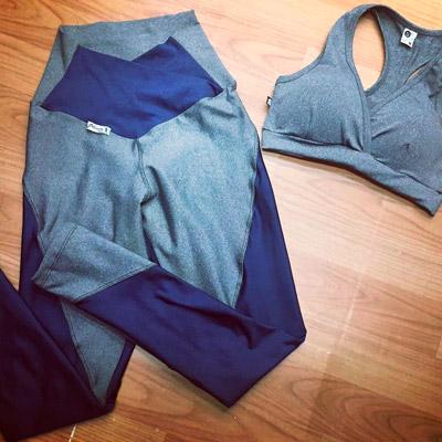 Conjunto Fitness Feminino | Boneca de Ferro