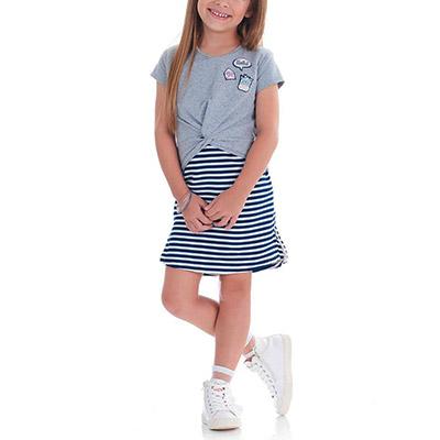 Conjunto Infantil Feminino | Fino Afeto Moda Infantil