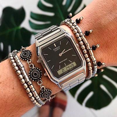 Relógio Feminino Casio | Isabela Fashion