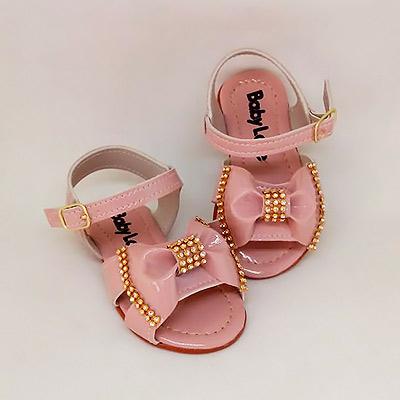 Sandália Infantil Lacinho | Passinho Feliz