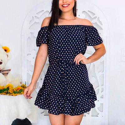 Vestido Ciganinha | Moda Cherye