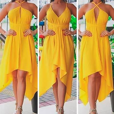 Vestido de Bico Multiformatos | Fickchic