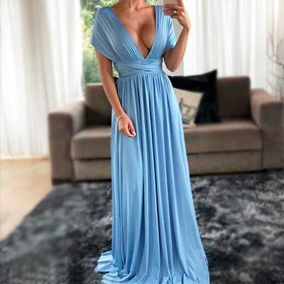 Vestido Multiforma Longo | Stylo Girls