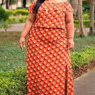 Vestido Plus Size | Doralina Moda Maior Eldorado