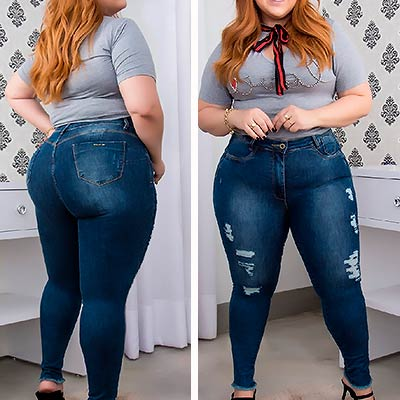 Calça Plus Size | Use Modas