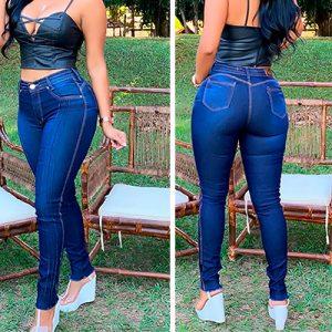 Calça Jeans Feminina   Queridinha Jeans