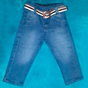 Calça Jeans Infantil | Raiz de Davi The Kids