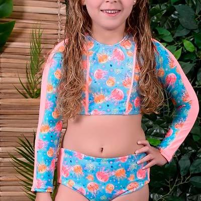 Biquíni Proteção UV | Paraíso Fashion