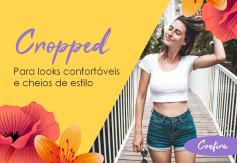 Cropped - Feira Shop