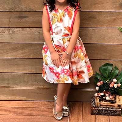 Vestido de Festa Infantil | Planet Kids Atacado e Varejo