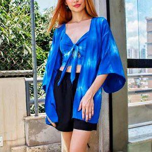 Kimono Tie Dye | Quase Secreta