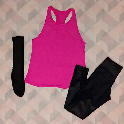 Kit Esporte Feminino | Absoluta Moda Fitness