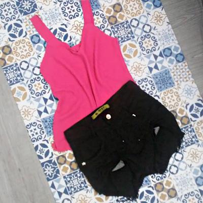 Short Jeans Feminino | Capitu