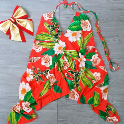 Vestido Estampas Diversas | GE Moda Fashion