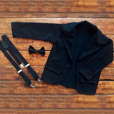 Blazer Masculino Infantil | Luxos da Lara