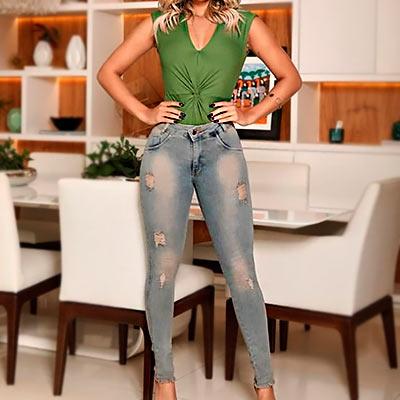 Calça Jeans Feminina | Liz Jeans