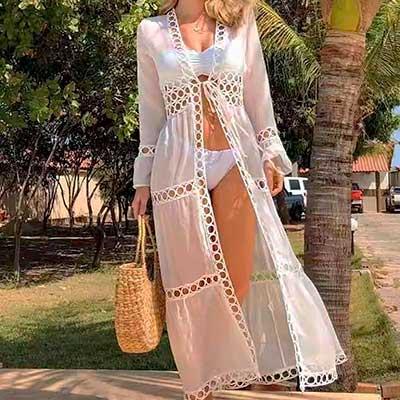 Kimono Saída de Praia | Pitanga