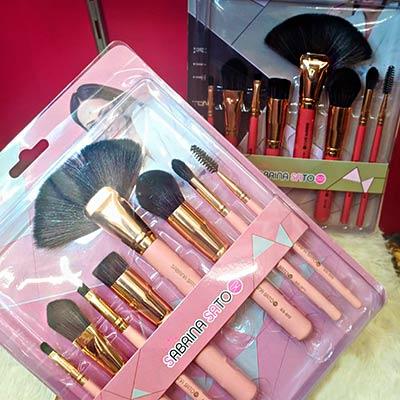Kit Pincéis Maquiagem | Miss Makeup