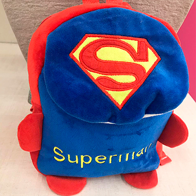 Mochila Infantil Superman | Isabela Fashion