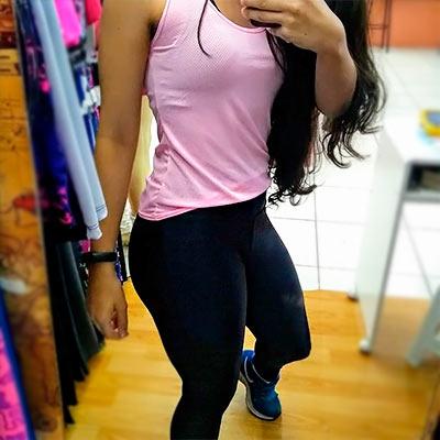 Legging Lisa Feminina | Boneca de Ferro
