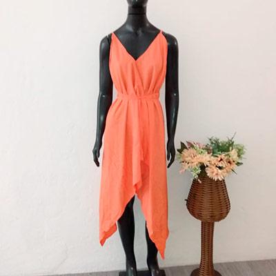 Vestido Longo Alcinha | Lilica Modas