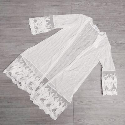 Kimono Praiano Adulto | Tok D Mulher