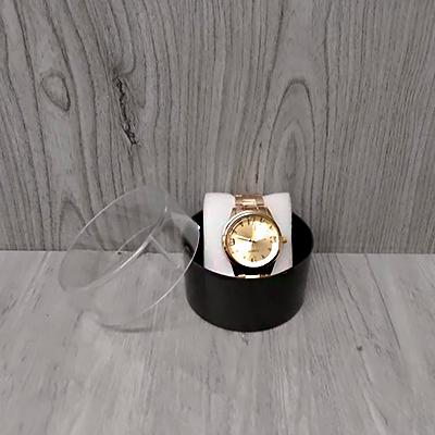 Relógio Dourado Unissex | Isabela Fashion