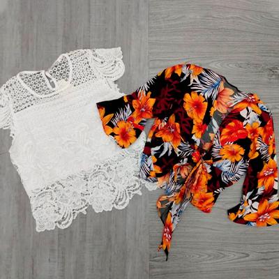 Blusas Femininas Diversas | Amagis Modas