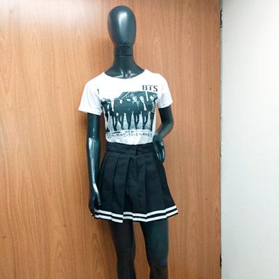 Conjunto Blusa e Saia | T-shirt Swichit Store