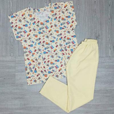 Conjunto Pijama Estampado | Bom Sono