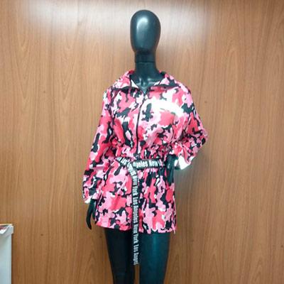 Conjunto Casaco e Bermuda | Barbie Girl Store
