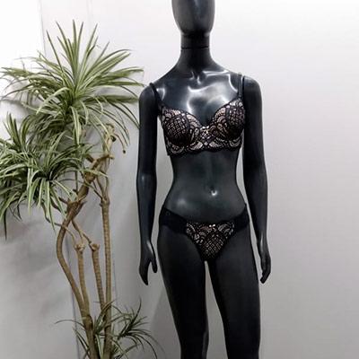 Conjunto Sutiã e Calcinha | Uau Moda Feminina e Íntima