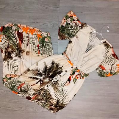 Vestido Longo Estampado | Impacto Moda e Acessórios
