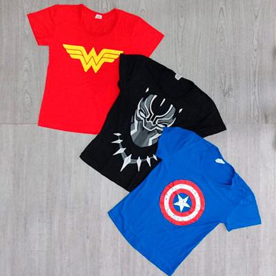 Camisas Super Heróis | Da Hora Camisetas