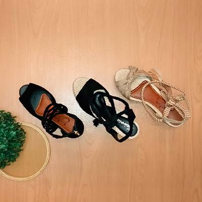 Sandálias Adulto Diversas | Isabelle Calçados