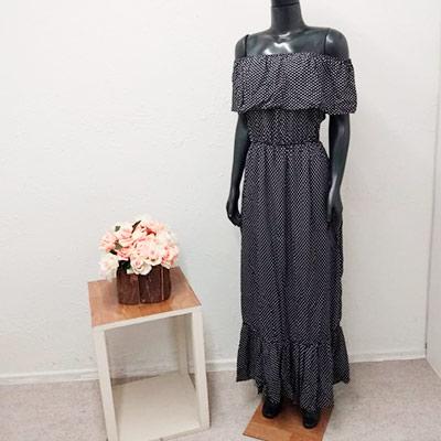 Vestido Ciganinha Poá | Tips Store