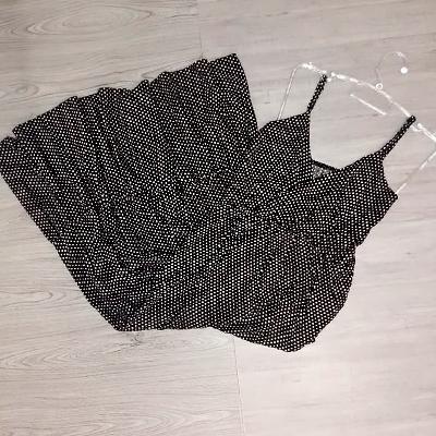 Vestido Longo Poá | Tips Store
