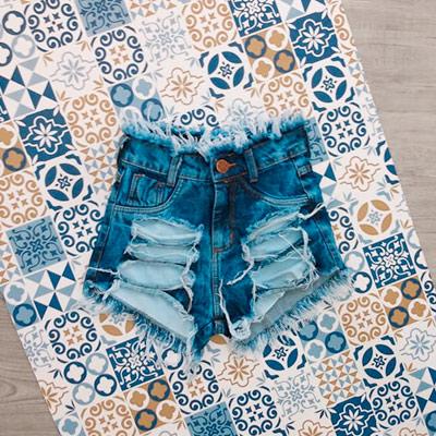 Short Jeans Adulto | Kaká Modas