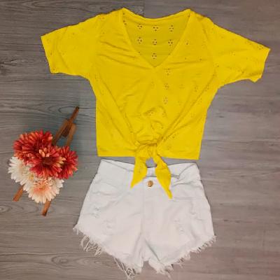 Conjunto Short e Blusa | Peça Rara