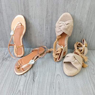 Sandálias Femininas Diversas | Bárbara Faria Calçados