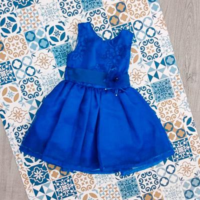 Vestido Festa Infantil | Tikim de Gente