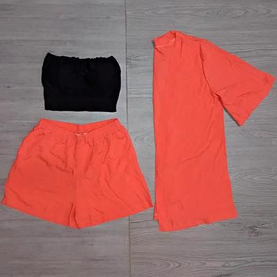 Conjunto Short e Kimono | GL Moda e Fashion