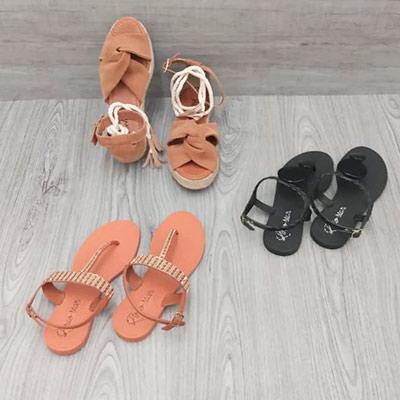 Sandálias Femininas Diversas | Lírio Star Calçados
