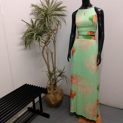Conjunto Blusa e Saia | Bela Modas
