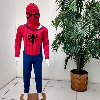 Fantasia Homem Aranha | Da Hora Camisetas