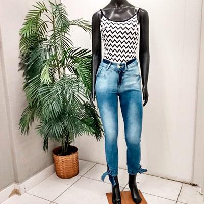 Calça Jeans Skinny | Faro Modas
