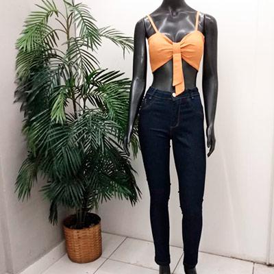 Calça Jeans Feminina | Manu Jeans