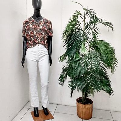 Calça Jeans Branca | Look Jeans